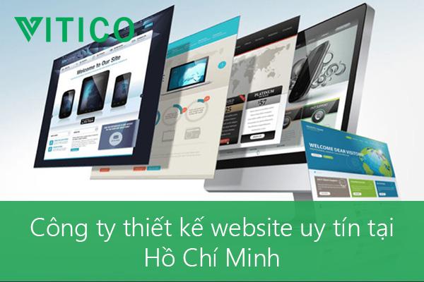 Công ty thiết kế website uy tín tại Hồ Chí Minh